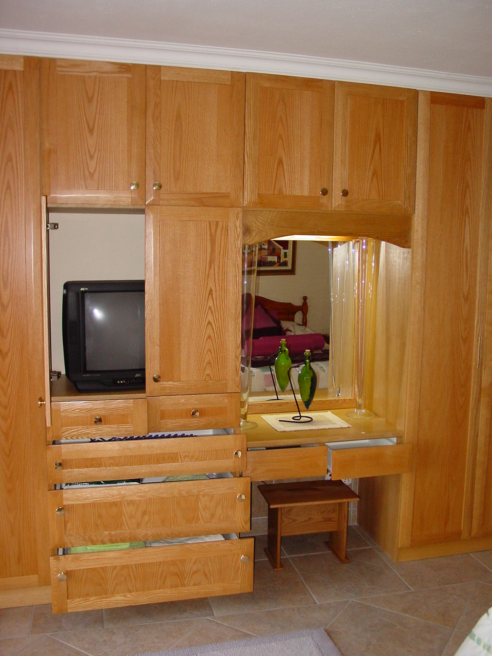 cabinet and joinery portfolio bedroom cupboards were designed to fill